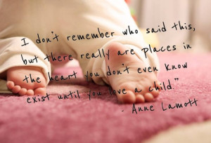 Anne Lamott Quote on Parenting