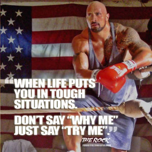 24 Dwayne Johnson Motivation Picture Quotes Series #18