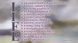 Mother Teresa Quotes HD Wallpaper 12