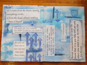 ... inspiration for your art journaling with our Inspiring Quotes ephemera