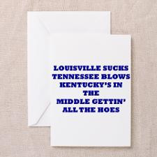 Kentucky Wildcats Basketball Greeting Cards
