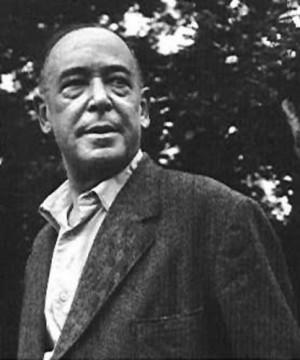 CS Lewis. 1898-1963. British author: Chronicles of Narnia, Surprised ...