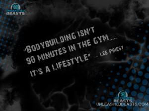 Lee Priest