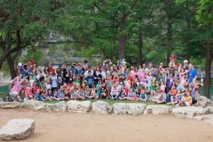 Family Camp Group May 2011