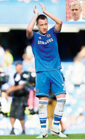 John Terry Chelsea Captain