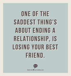Quotes About Losing Your Girl Best Friend ~ Losing Travis on Pinterest ...