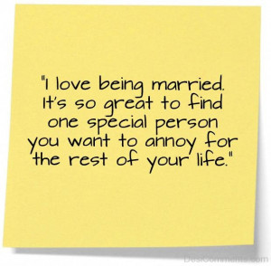 ... com quotes graphics funny quotes i love being married 2 img src