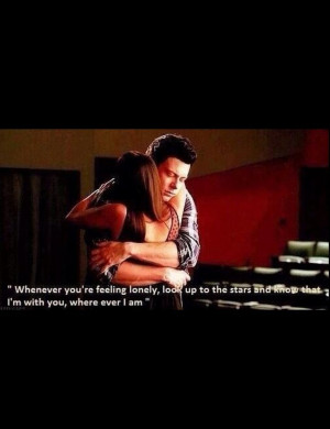 Cory Monteith glee quote- this coudnt be more perfect. RIP Cory :'(