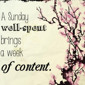 Happy Sunday #sunday#quotes
