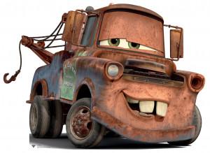 Mater - Cars 2 - Disney