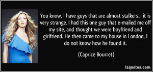 Quotes About Stalkers Funny