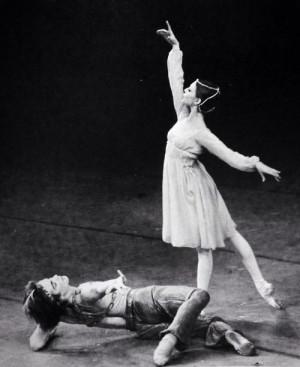 ... Dancers, Kirkland Corsair, Le Corsair, Gelsey Kirkland, Rudolf Nureyev
