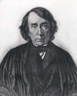 Judge Taney Chief Justice Roger Brooke Taney (March 17, 1777–October ...