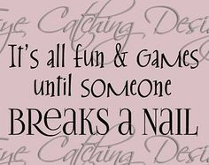 ... fun game nail quotes nail salon quotes jamberri nail beauty salons