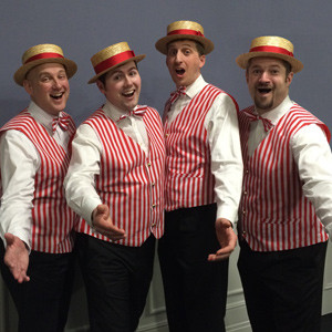 Harmony Barbershop Quartet , Vocal Group