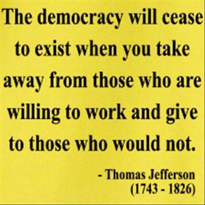 What Is Thomas Jefferson Quotes