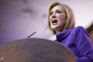 """Carly Fiorina means to change all of that and, in her words, """"Put a ..."""