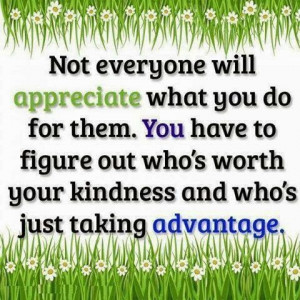 Appreciate #Kindness