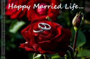 ... life showering your happiness today happy married life happy marriage