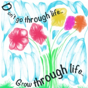 Quote by Eric Butterworth... Sketch by Kelley Wolff. :)
