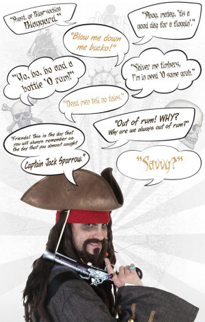Funny Pirate Sayings Pirate sayings and quotes