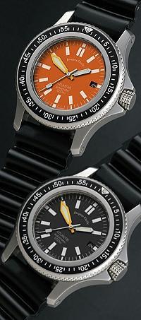 Jacques Etoile Uhren: Taucheruhren der Serie