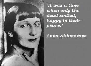 Anna akhmatova famous quotes 5