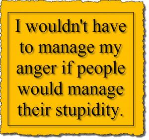Funny Quotes On Anger Funny quotes on anger manage