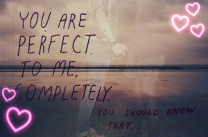 Pics You Are Perfect Anger Quote Img Url Lifequootes