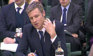 MP Zac Goldsmith said the accusation against his father Sir James was ...