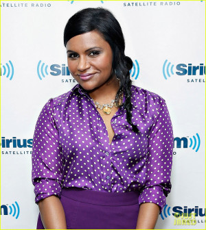 Mindy Kaling Skinny On Body picture