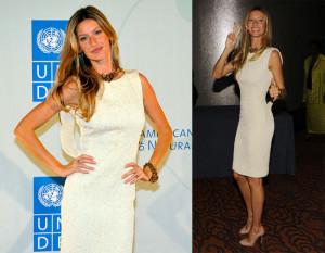 popsugar.comPictures of Gisele Bundchen at the UN MDG Summit Kickoff ...