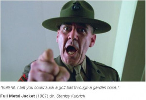 Top 10 best pictures from movie Full Metal Jacket quotes