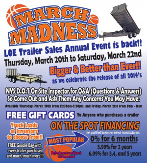 March Madness Is BACK!