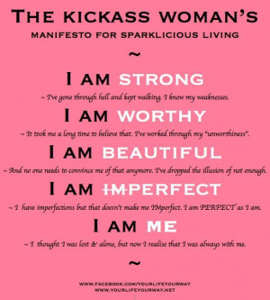 Self Confidence Quotes For Women