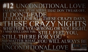 Tupac quotes on unconditional love