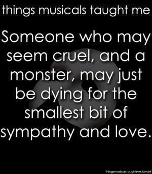 quotes the phantom of the opera andrew lloyd webber musical ...