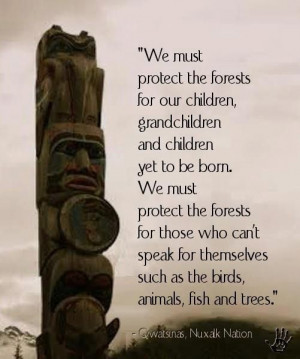 Protect our Earth, protect the forests - leave them alone, stop ...