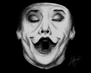 Joker Jack Nicholson by APartTimeEnthusiast