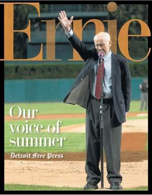 Free Press book: A tribute to Ernie Harwell