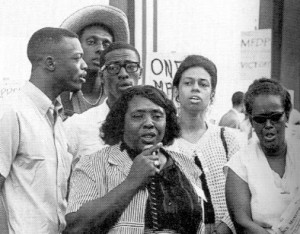 fannie lou hamer singing at mississippi freedom democratic party ...