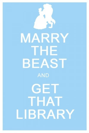 Beauty And The Beast Funny Quotes
