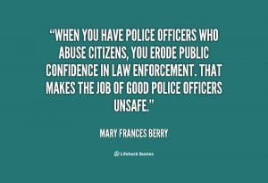 wife police leadership poster police officer memorial quotes police ...