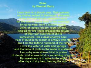 MY WATER, MALAYSIAN WATER