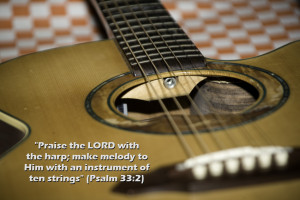 Music: Where In The Bible Does It Say How To Worship God?