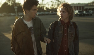 knockout. Gia Coppola's direction is amazingly free and relaxed ...