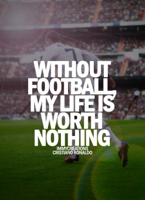 Posts related to Great Motivational Football Quotes