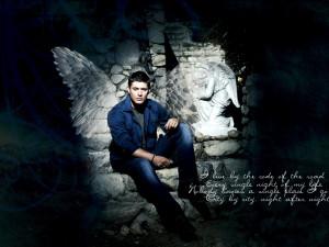LOVE ANGELS DEAN - Supernatural Angels