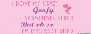 Love My Boyfriend Facebook Timeline Cover Design For Girls