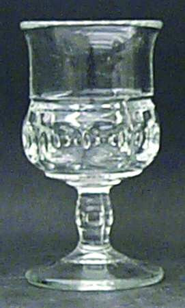 TIFFIN/FRANCISCAN King's Crown-Clear STOCK